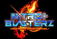 Nitroplus Blasterz - logo
