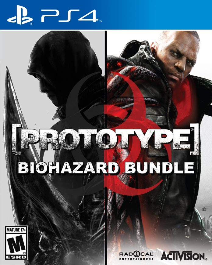 Prototype Biohazard Bundle - Prototype 2