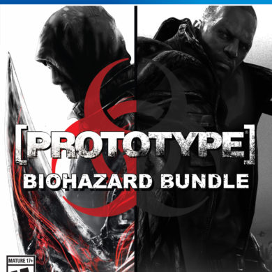 Prototype Biohazard Bundle - Prototype