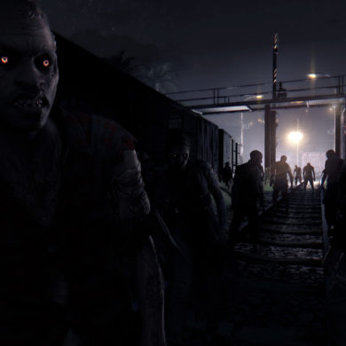 Dying Light - contest cover