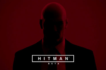 Hitman Beta - logo