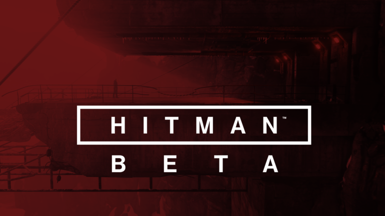 Hitman - beta logo