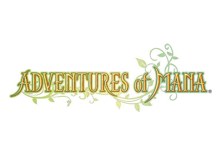 Adventures of Mana - cover