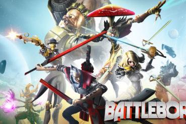 Battleborn - cover