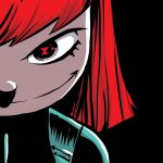 Black Widow 1 Young Variant