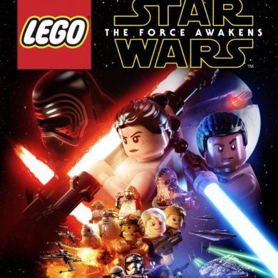 LEGO Star Wars TFA - cover image