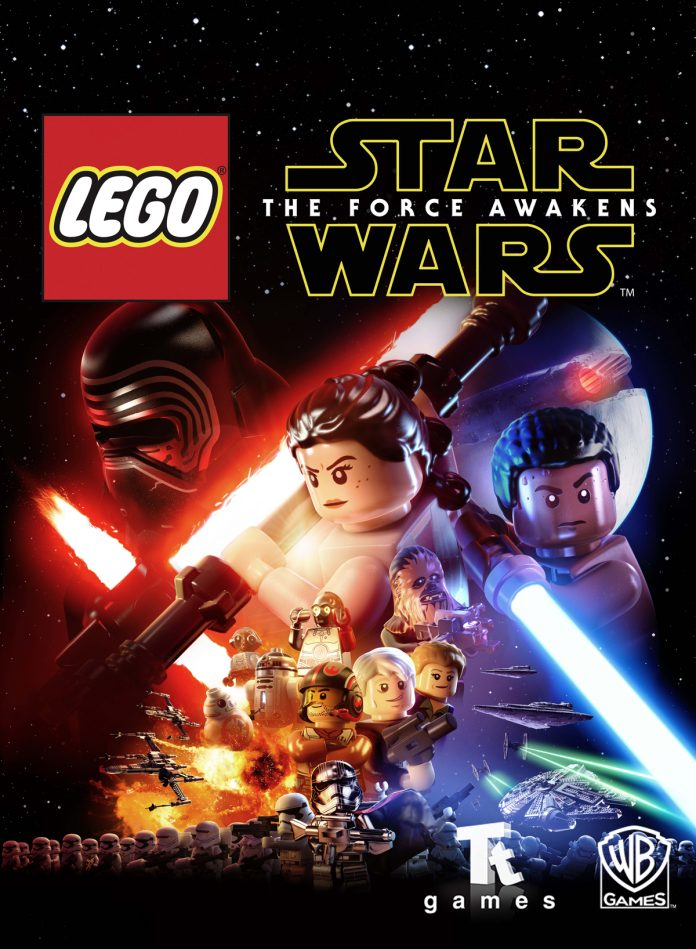 LEGO Star Wars TFA - cover image