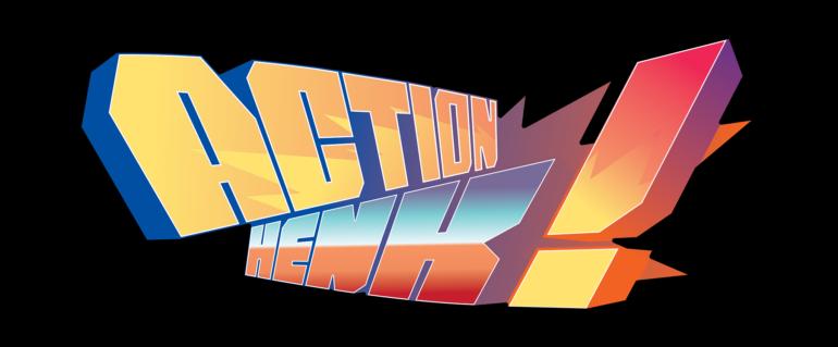 Action Henk - logo