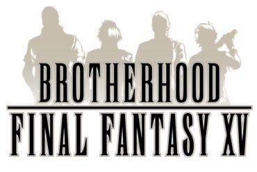 Brotherhood Final Fantasy XV - logo