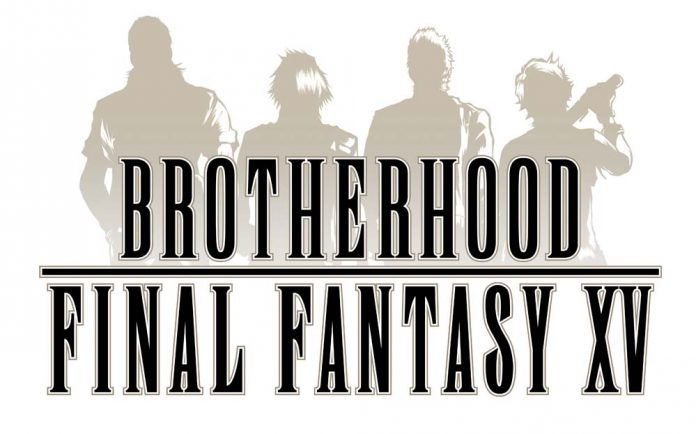 Brotherhood Final Fantasy XV - logo