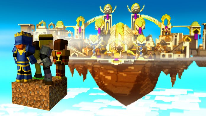 Minecraft: Story mode - Sky City
