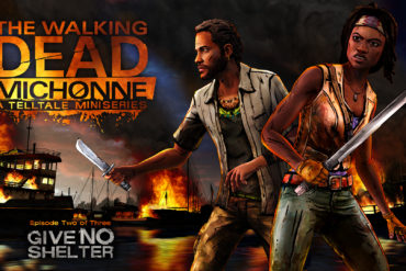 The Walking Dead: Michonne - Give No Shelter