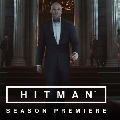 Hitman - cover