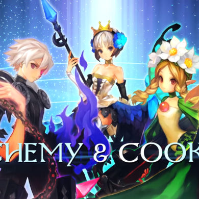 Odin Sphere: Leifthrasir - Alchemy & Cooking