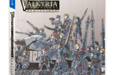 Valkyria Chronicles Remastered - Steelbook