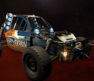 Dying Light - RL livery