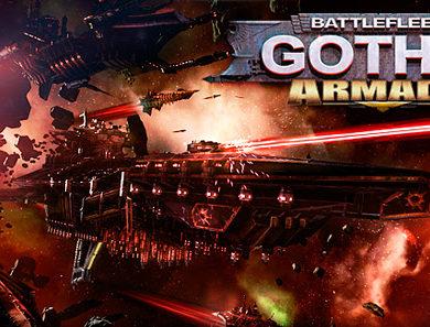 Battlefleet Gothic: Armada - March logo