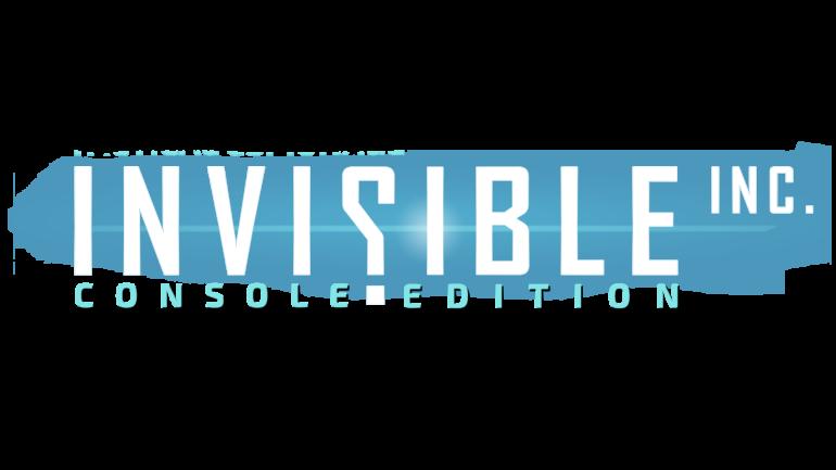 Invisible Inc. Console Edition - logo