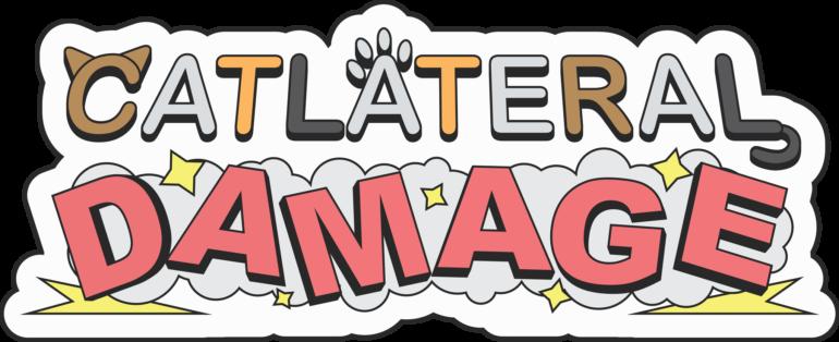 Catlateral Damage - logo