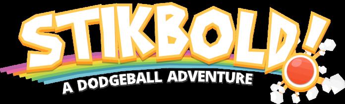 Stikbold! A Dodgeball Adventure - logo