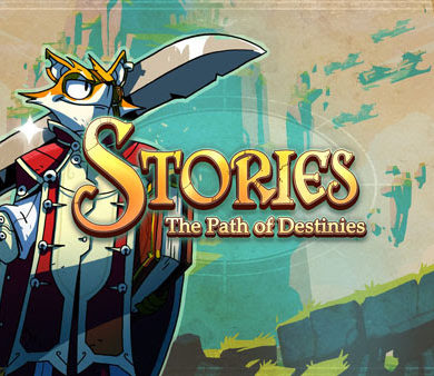 Stories: The Path of Destinies - cover art