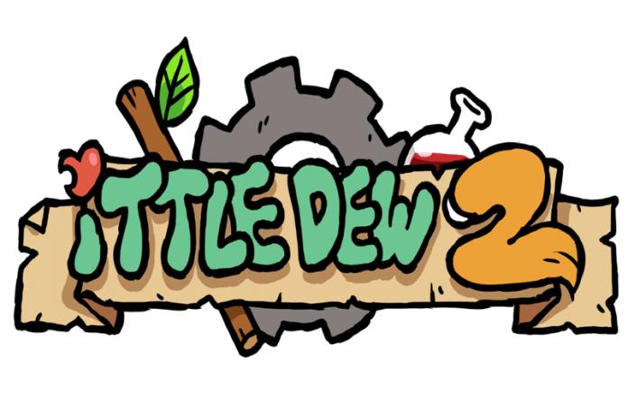 Ittle Dew 2 - logo