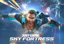 Just Cause 3 - SF logo