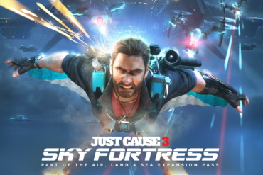 Just Cause 3 - SF logo