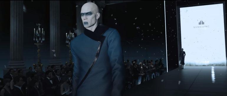 Hitman - Agent 47 modeling
