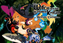 The Witch and the Hundred Knight - cover