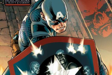 FCBD Captain America Cover