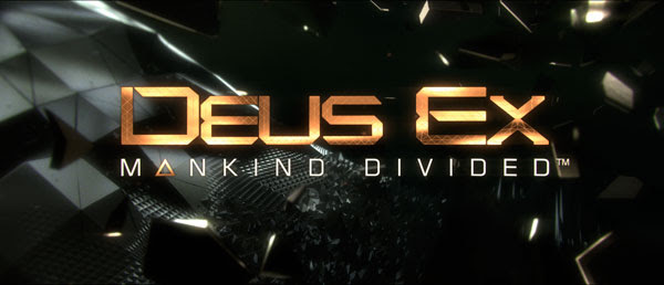 Deus Ex: Mankind Divided - logo