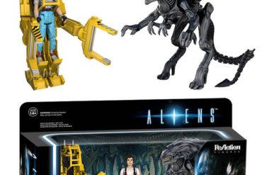 ReAction Aliens