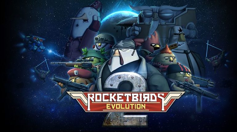 Rocketbirds 2: Evolution - logo