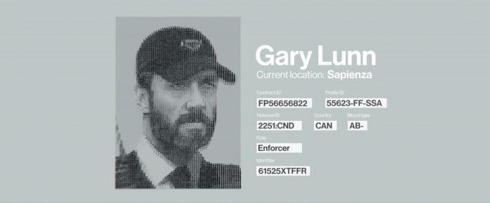Hitman - Gary Lunn