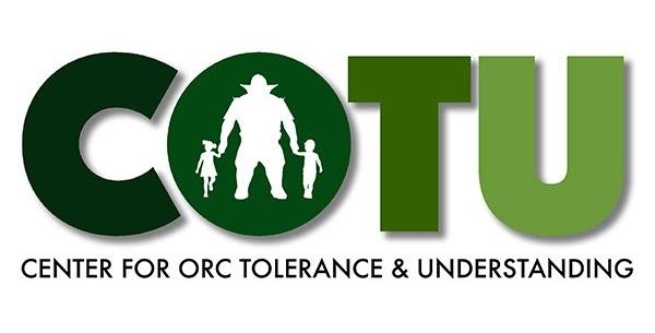 Orcs Must live - COTU logo