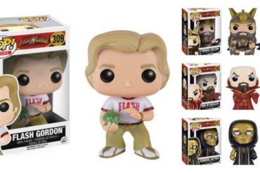 Flash Gordon Pops