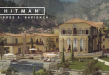 Hitman - Sapienza cover