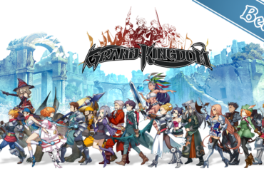 Grand Kingdom - beta logo