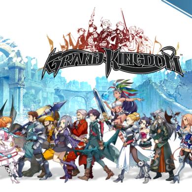 Grand Kingdom - beta logo