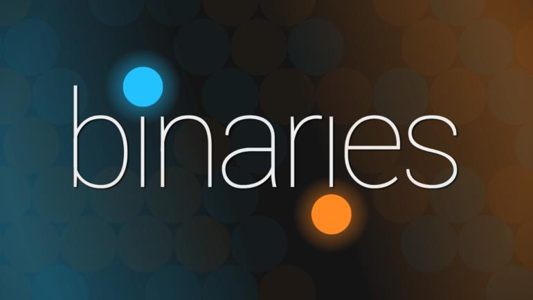 Binaries - logo