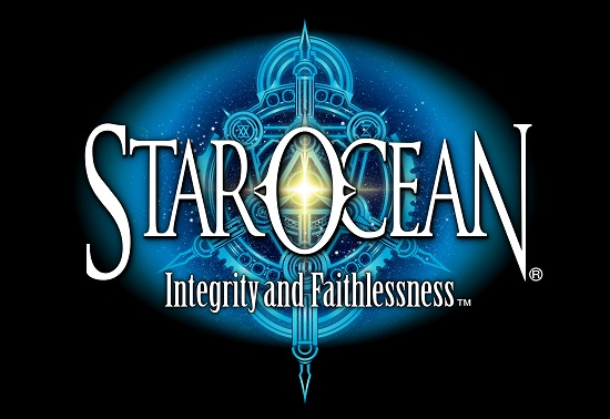 Star Ocean: Integrity and Faithlessness - logo