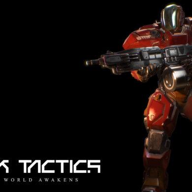 Shock Tactics - heavy