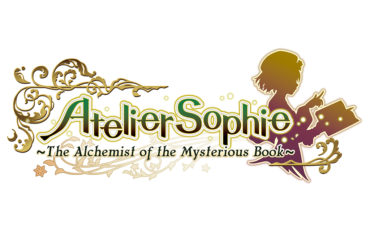 Atelier Sophie: The Alchemist of the Mysterious Book - logo