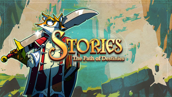 Stories: The Path of Destinies - cover