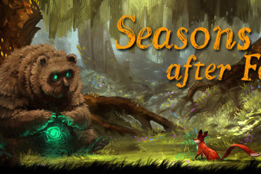 Seasons After Fall - cover