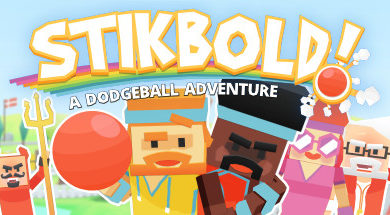 Stikbold! - cover