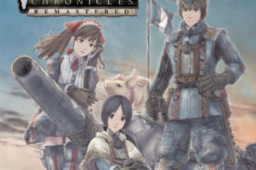 Valkyria Chronicles Remastered - packshot