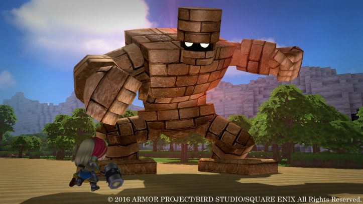 Dragon Quest Builders - Female Builder