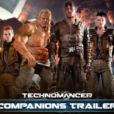 The Technomancer - Companions